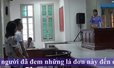 Toàn cảnh phiên tòa xét xử: Vụ án Vu khống lãnh đạo Bộ Công Thương