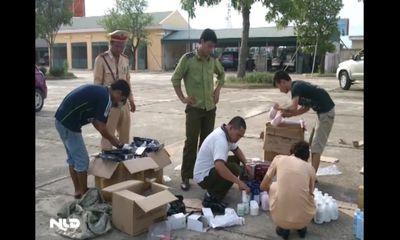 Tóm gọn lô hàng 11.400 viên thuốc kích dục xuất xứ Trung Quốc