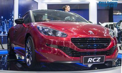 """Tư vấn - """"Của lạ"""" Peugeot RCZ giá 1,995 tỷ có gì?"""