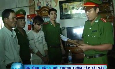 Hà Tĩnh: Bắt khẩn cấp nhóm