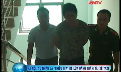 """""""Thiếu gia Hà thành"""" mang đô la âm phủ, lừa lái xe taxi"""