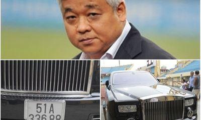 Rolls-Royce Phantom Rồng 40 tỷ đồng của bầu Kiên giờ ở đâu?