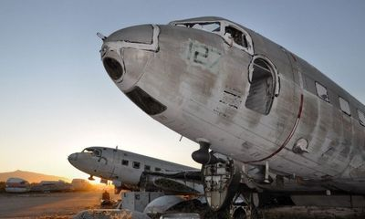 Những bí mật của nghĩa địa máy bay lớn nhất thế giới