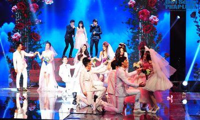 7 cặp đôi hoàn hảo chính thức lộ diện trong đêm mở màn