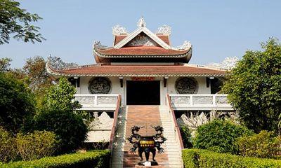 """""""Đường Tăng Việt Nam"""" đầu tiên xây chùa trên đất Phật"""