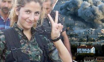 Người Kurd phủ nhận tin nữ chiến binh xinh đẹp bị IS chặt đầu