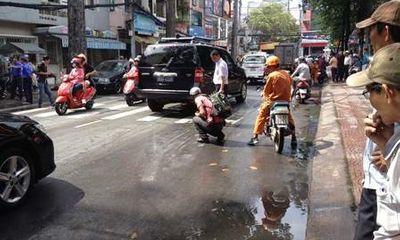 TP.HCM: Người dân nhặt vàng giúp nạn nhân bị cướp