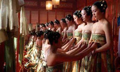 7 vòng tuyển chọn mỹ nữ nghiêm ngặt của các hoàng đế Trung Quốc
