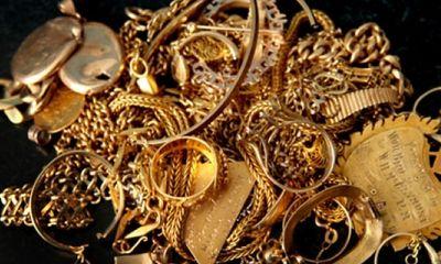 Giá vàng ngày 30/10: Giá vàng bất ngờ lao dốc 110.000 đồng/lượng