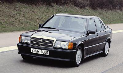 Tư vấn - Mercedes-Benz C-Class 32 năm trước có gì?