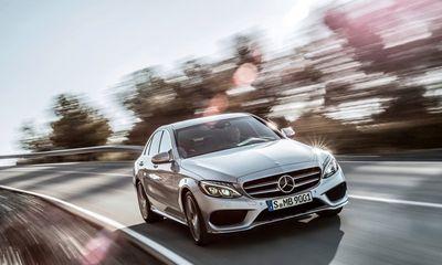 Mercedes-Benz C-Class 2015 ra mắt tại HN vào ngày mai