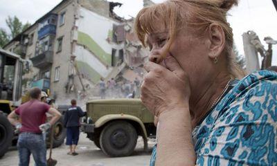 Phát hiện 286 thi thể phụ nữ nghi bị cưỡng bức ở đông Ukraine