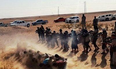 IS thảm sát hơn 322 thành viên bộ tộc chống đối ở Iraq