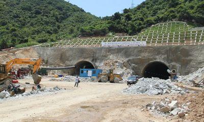 Phú Yên: Thông ống hầm thứ 2 xuyên đèo Cổ Mã