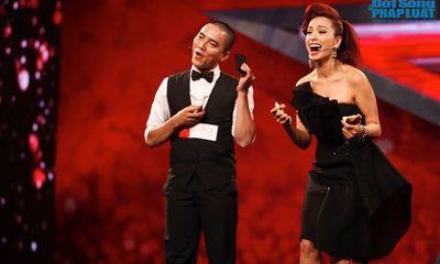 Vietnam's Got Talent: Huy Tuấn bị thí sinh