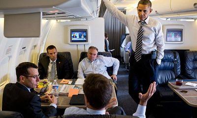 Báo chí theo chân Tổng thống Obama phải nộp 70.000 USD