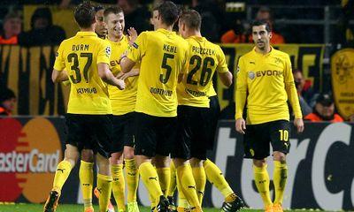 Đại thắng Galatasaray, Dortmund giành vé vào vòng knock-out