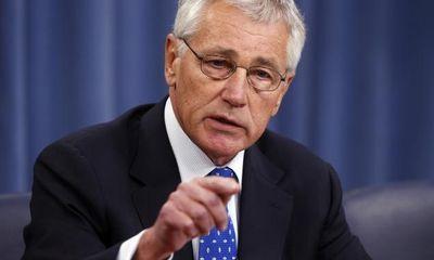 Bộ trưởng Quốc phòng Mỹ Chuck Hagel hoãn thăm Việt Nam