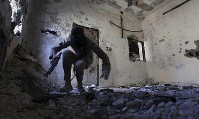 Clip: Những chiến binh 'Khăn tang trắng' gây ác mộng cho IS