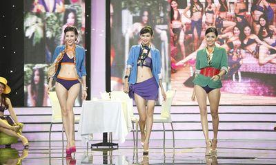 Hoa khôi áo dài 2014: Top18 diện bikini khoe đường cong nóng bỏng