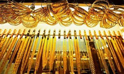 Giá vàng ngày 7/11: Vàng trượt tiếp xuống đáy kỷ lục