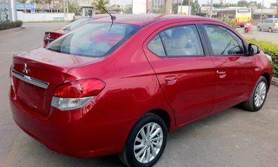 Tư vấn - Mitsubishi Attrage lộ ảnh trước ngày ra mắt Việt Nam