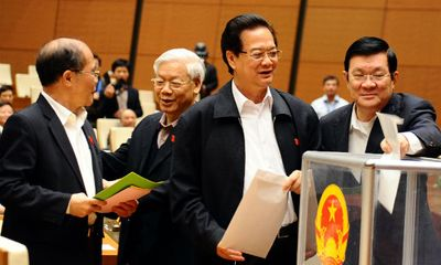 Truyền thông quốc tế đánh giá cao bỏ phiếu tín nhiệm ở Việt Nam