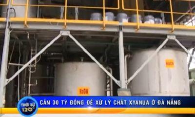 Clip: 60 tấn hóa chất cyanua giả đe dọa người dân Quảng Nam