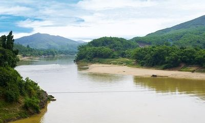 Thi thể thiếu nữ nổi trên sông Thu Bồn