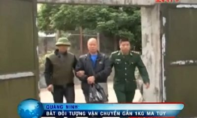 Clip: Bắt đối tượng Trung Quốc vận chuyển ma túy vào Việt Nam