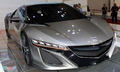 4 mẫu xe đặc biệt nhất tại Vietnam Motor Show 2014