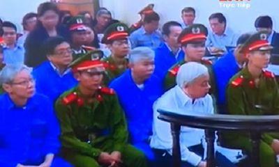 Video: Xét xử phúc thẩm Nguyễn Đức Kiên và đồng phạm