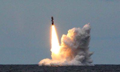 Tên lửa Bulava được phóng thử thành công từ tàu ngầm hạt nhân Nga