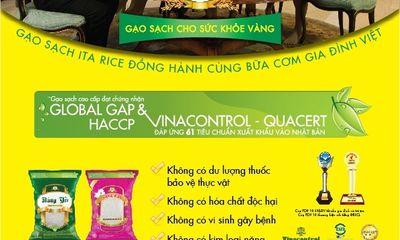 Gạo sạch khan hiếm dịp tết âm lịch