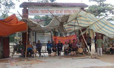 Nỗ lực đưa gần 600 học sinh Hà Tĩnh trở lại trường