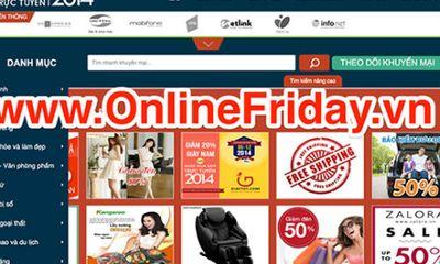 5 tuyệt chiêu săn khuyến mại khủng trong ngày mua sắm trực tuyến