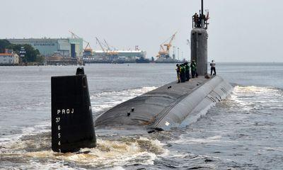 Rúng động vụ quay lén nữ thủy thủ tắm trên tàu ngầm hạt nhân Mỹ