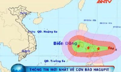 Video: Tin mới nhất về siêu bão Hagupit