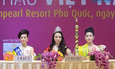 Bố mẹ Hoa hậu Việt Nam 2014 hâm mộ MC Kỳ Duyên nên đặt tên con