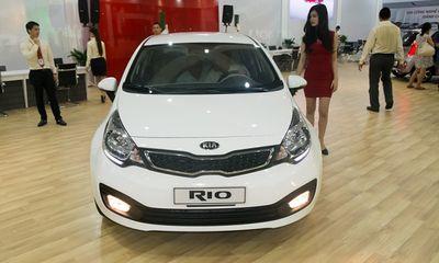 Tư vấn - Kia Rio sedan giá chỉ 490 triệu đồng tại Việt Nam