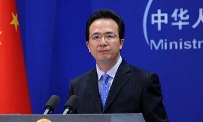 Trung Quốc phản ứng với báo cáo của Mỹ về Biển Đông