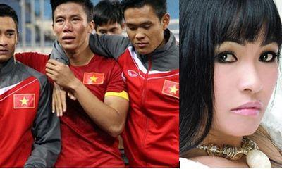 Ca sỹ Phương Thanh tặng thơ ĐT Việt Nam trước nghi án bán độ