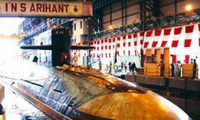 Video: INS Arihant - Siêu tàu ngầm hạt nhân Ấn Độ sắp ra biển
