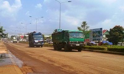 Lập trạm kiểm tra tải trọng xe cố định trên đường Hồ Chí Minh