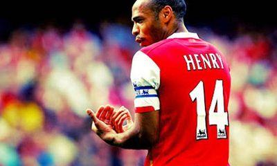 Video: Những bàn thắng để đời của tiền đạo Thierry Henry