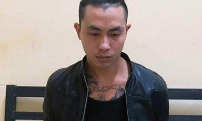 Cảnh sát 141 truy đuổi kẻ xăm trổ mang nhiều ma túy
