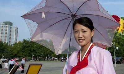 Phụ nữ Triều Tiên qua ống kính nhiếp ảnh gia người Pháp