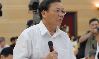 Ban Bí thư quyết định kỷ luật cảnh cáo đối với ông Trần Văn Truyền