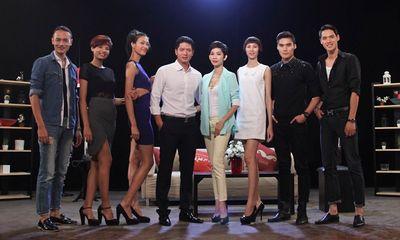 Bình Minh và vai trò mới trong tập 6 Vietnam's Next Top Model 2014