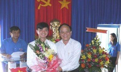 Ông Nguyễn Minh Triết tham gia BCH Đảng bộ tỉnh Bình Định